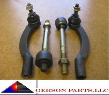 2 Inner & 2 Outer Tie Rod Ends Volvo C70 S70 V70 850 aftermarket New
