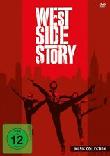 DVD WEST SIDE STORY # Leonard Bernstein, Natalie Wood ++NEU