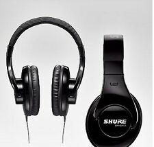 Shure SRH240A Professional Quality DJ Headphone