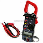 New Clamp on Digital Multimeter -AC/DC 1000 Volts + NCV