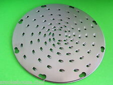 "3/16"" Pizza Cheese Shredder Disc for Hobart Univex mixer Pelican Head Shredder"