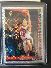 Kirk Hinrich 5 Card Lot:UD Ultimate Rookie,Bowman Chrome Xfractor ,Topps Chrome