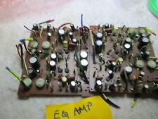 TEAC  3340 Playback Eq and Mic Amplifier Board = 1 each