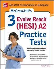 Kathy Zahler - Mcgraw Hills 3 Evolve Reach He (2013) - New - Trade Paper (P