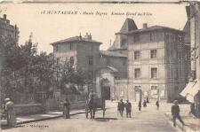 CPA 82 MONTAUBAN MUSEE INGRES ANCIEN HOTEL DE VILLE
