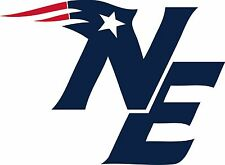 NEW ENGLAND PATRIOTS Logo ~ Window WALL DECAL * Vinyl Car STICKER ~ ANY COLORS