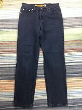 Vtg Womens 665 Silver Tab LEVIS Relaxed Lowcut Jeans 9/10 Medium (31x30) USA