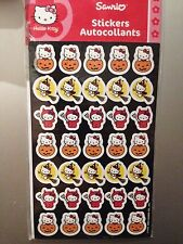 Sanrio Hello Kitty Halloween Costume Stickers 2-Pack *New* Free Shipping