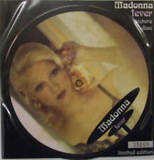 Madonna, Fever, NEW/MINT Numbered Ltd edition PICTURE DISC 7 inch vinyl single
