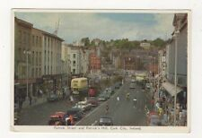 Patrick Street & Patricks Hill Cork City Ireland 1967 Postcard 987a