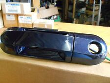 NEW 2002 - 2010 FORD EXPLORER LH FRONT OUTER DOOR HANDLE DK BLUE 1L2Z7822405CAE