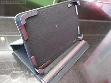 "Green Secure Multi Angle Carry Case/Stand for 7"" Lynx Commtiva N700 Tablet PC"