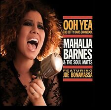Mahalia Barnes & the - Ooh Yeah-The Betty Davis Songbook [New CD] UK -