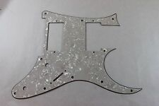 Replacement Pearloid Pearl Guitar Pickguard  HXH fits Ibanez (tm) RG350MDX RG
