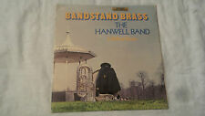 BANDSTAND BRASS THE HANWELL BAND LP 1971
