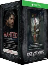 Dishonored 2 Xbox One Collectors Edition Brand New