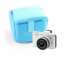 NDL Camera Insert Partition Padded Bag For Panasonic Lumix DMC GF6 GF3 GF3 G3 G3