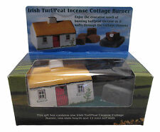 Irish Turf/Peat Incense Cottage Burner