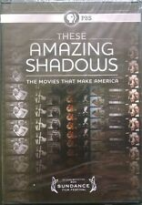 These Amazing Shadows: The Movies That Make America (DVD, 2011)