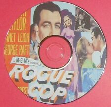 FILM NOIR: ROGUE COP 1954 Roy Rowland Robert Taylor, Janet Leigh, George Raft