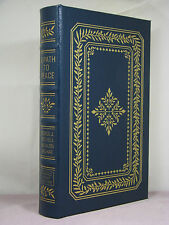 1st, signed by author, A Path to Peace by George J Mitchell Easton Press