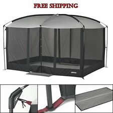 Screen House Canopy Tent Shelter Camping Mesh Picnic Shade Party Garden Outdoor