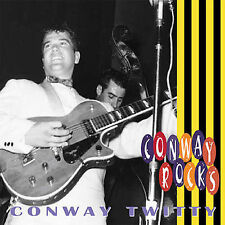 Conway Rocks by Conway Twitty (CD, Jun-2003, Bear Family)