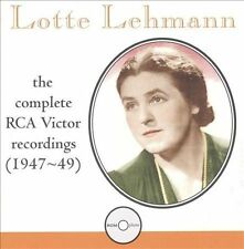 The Complete 1947-49 Victor Recordings New CD