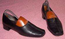 GABOR ♥ Pumps ♥ Loafer ♥ Schuhe ♥ Gr. 5 / 38 ♥ *TOP* schwarz ♥ weiches Leder ♥