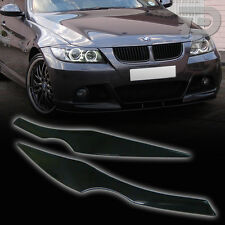 BMW E90 HEADLIGHT EYEBROWS EYELIDS EYEBROW 06-11 ▼