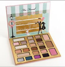 THE CHOCOLATE SHOP❤TOO FACED 24 COLOURS EYESHADOW PALETTE XMAS IN NEW YORK ����