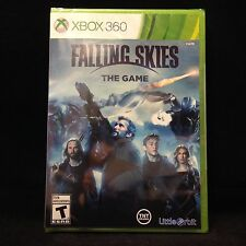 Falling Skies: The Game (Microsoft Xbox 360, 2014) BRAND NEW
