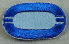 502nd Infantry Regiment 2nd Battalion Airborne Oval Cut Edge Patch ( Type 1 )