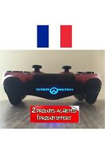 stickers overwatch light bar manette ps4 led