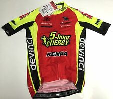 Suarez Jersey Full Zip / 5-hour ENERGY - New PRO Line - Size Small