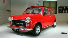 Austin Rover Mini Classic Cooper Red LGB G 1:24 Scale Diecast Detailed Model