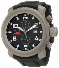 INVICTA SEA HUNTER CHRONOGRAPH DATE POLYURETHANE STRAP MEN'S WATCH 1863 NEW