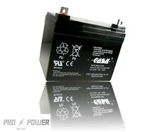 Casil CA12350 12v 35ah for Sealed AGM Golf Cart Battery