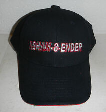 NEW Asham 8-ender Open World Curling Tour Logo Baseball Hat Cap