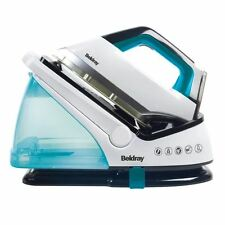 BELDRAY 2200W STEAM SURGE PRO STEAM GENERATOR IRON SMARTGLIDE STATION 2L TANK