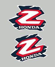 HONDA TANK DECALS REPRO Z50R 1996