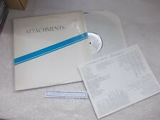 "LP Pop Attachements - Untitled 12"" (4 Song) ART & ECONOMI"