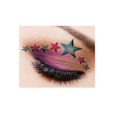 European Body Art Star Eye Shadow Makeup Airbrush Face Body Painting Stencils