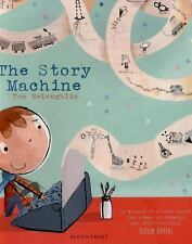 The Story Machine by Tom McLaughlin (2015, Picture Book)