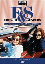 NEW - French & Saunders: At The Movies