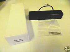 KENT ARMSTRONG HB6E6B CLAYMORE 6 SOAPBAR BASS 6 STRING BRIDGE PICKUP BLACK