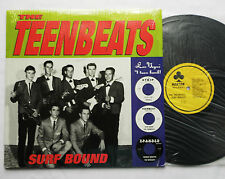 The TEENBEATS Surf bound (60's) USA LP NORTON Records ED 220 - in shrink NM/MINT