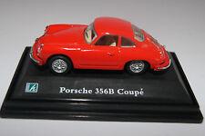 HONGWELL voiture miniature 1:72 porsche 356b Coupe