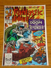 FANTASTIC FOUR #319 VOL1 MARVEL COM DR DOOM VS BEYONDER OCTOBER 1988