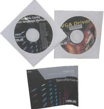 original Asus EAH5570 Silent ATI Treiber CD DVD driver manual C10 EAH5570 HD5570